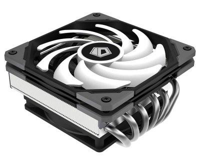 Кулер процесорний ID-Cooling IS-60 Evo ARGB; Intel:1200/1151/1150/1155/1156, AMD: AM4, 122х120х64 мм, 4-pin