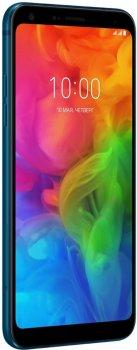 Мобільний телефон LG Q7 3/32GB Moroccan Blue