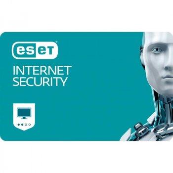 Програмний продукт ESET Internet Security 2 ПК 12-20 місяців (EIS-2PC-12-20M)