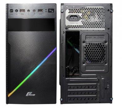Корпус Frime Tanto RGB USB 2.0, без БЖ (TANTO-RGB-WP)