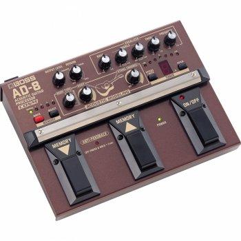 Акустичний гітарний процесор Boss AD-8 (916-BO-0005)