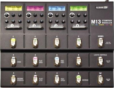 Гітарний процесор Line6 M13 (7-M13)