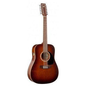 Електроакустична гітара Godin A&L 026555 - 12 Cedar Antique Burst QI (33-00000000619)