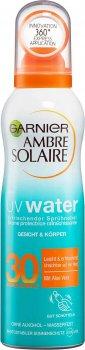 Солнцезащитный освежающий спрей Garnier Ambre Solaire SPF 30 200 мл (3600542198509)