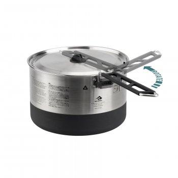 Кастрюля Sea to Summit Sigma Pot 1,9 L Silver (STS APOTSIG1.9L)