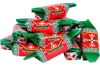 Конфеты Коммунарка Беларускія цукеркі 1 кг