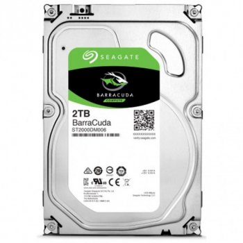 Жорстку диск Seagate (ST2000DM006) 7200 64MB SATA III 2TB