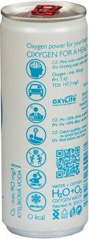 Вода кислородная негазированная Oxylife 0.25 л (8594174360067)
