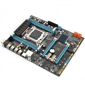 Материнська плата Huanan X79 E5 3.2S1 (s2011, Intel X79, PCI-Ex16)