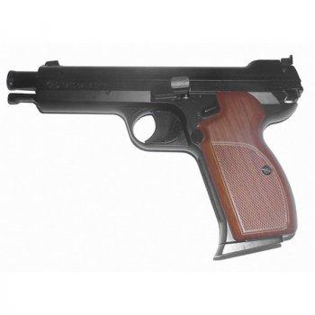 Пневматичний пістолет SAS P210 Blowback Sig Sauer P210 Зіг Зауер блоубэк газобалонний CO2 120 м/с