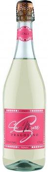 Фраголино San Mare со вкусом клубники белый сладкий 0.75 л 7.5% (8008820160630)