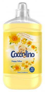 Кондиционер для белья Coccolino Happy Yellow 1,8 л, Нидерланды