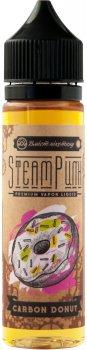Рідина для електронних сигарет Steam Punk Carbon Donut 0 мг 60 мл (Пончик з глазур'ю) (1071458)