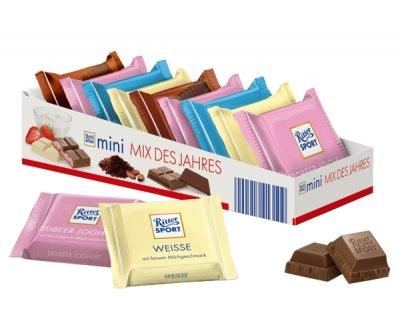 Набор мини шоколадок Ritter Sport mini Chocolate Messages - 9шт.