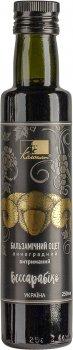 Уксус Колонист Бессарабико бальзамический виноградный купажный витаминный 4 года 250 мл (4820095340609)