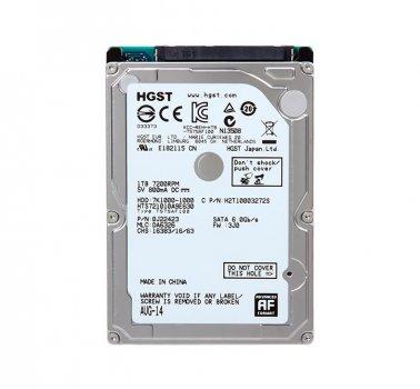 Жорсткий диск 2.5' 1Tb Hitachi HGST Travelstar 7K1000 SATA3 32Mb 7200 rpm 0J22423 / HTS721010A9E630