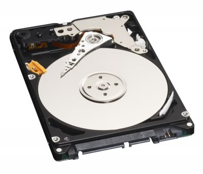 Жорсткий диск 2.5' 160Gb Western Scorpio Blue SATA2 8Mb 5400 rpm WD1600BEVT Ref