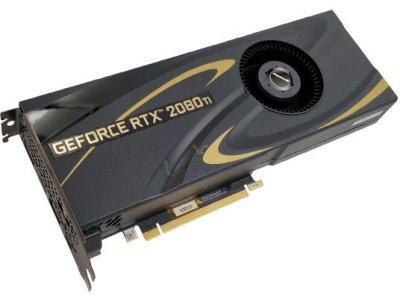 Відеокарта GeForce RTX 2080 OC Manli Blower Fan 8Gb DDR6 256bit HDMI/3xDP/USB TypeC 1710/14000 MHz 2 x 8pin