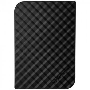 Зовнішній жорсткий диск 4Tb Verbatim Store 'n' Save Black 3.5' USB 3.0 47685