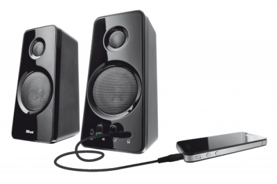 Колонки TRUST Tytan 2.0 Speaker Set Black(21560)