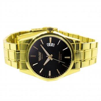 Мужские часы SWIDU SWI-021 Gold + Black