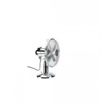 Вентилятор настільний AEG VL 5526 М Inox (O30 cm) Німеччина Сірий