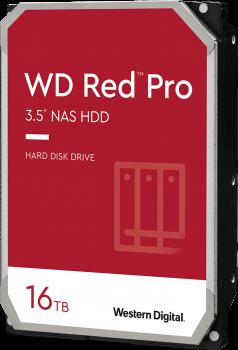 "Жорсткий диск Western Digital Red Pro NAS 16TB 7200rpm 512MB WD161KFGX 3.5"" SATA III"