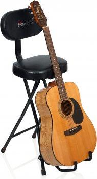 Стілець-стійка для гітари Gator Frameworks Guitar Seat/Stand Combo (GFW-GTR-SEAT)