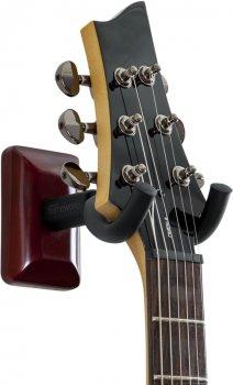 Настінне кріплення для гітари Gator Frameworks Cherry Wall Mount Guitar Hanger (gfw-hngr-chr)