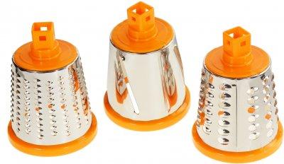 Овощерезка Supretto Kitchen Master Оранжевая (5958-0001)