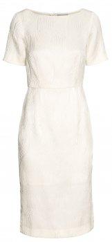 Плаття H&M 4821285RP1 Молочне