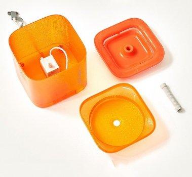 Поїлка для собак і кішок Petkit Electric Pet Cat / Dog SOLO Orange (2001000207794)