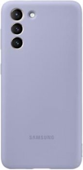 Панель Samsung Silicone Cover для Samsung Galaxy S21 Violet (EF-PG991TVEGRU)