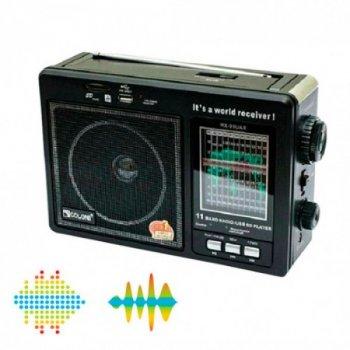 Радиоприемник USB Mp3 радио Golon RX-99UAR Black