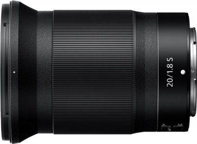 Nikon Z Nikkor 20 mm f/1.8 S (JMA104DA) Офіційна гарантія!