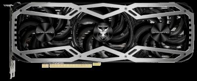 """Gainward PCI-Ex GeForce RTX 3070 Phoenix """"GS"""" 8GB GDDR6 (256bit) (1770/14000) (HDMI, 3 x DisplayPort) (NE63070S19P2-1041X/471056224-2096)"""