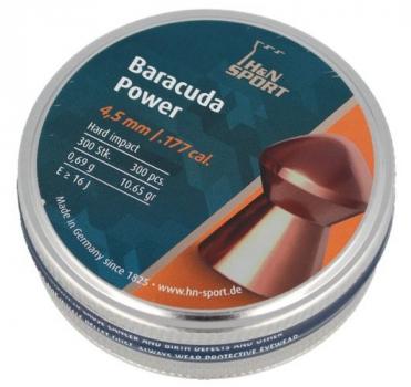 Кулі пневм H&N Baracuda Power