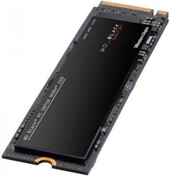 Western Digital Black SN750 NVMe SSD 2TB M.2 2280 PCIe 3.0 x4 3D NAND (TLC) (WDS200T3X0C)