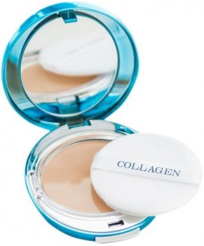 Пудра ENOUGH Collagen Hydro Moisture Two Way Cake 13