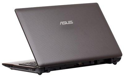 Ноутбук ASUS A53S-Intel Core-I7-2670QM-2.2GHz-4Gb-DDR3-320Gb-HDD-W15.6-Web-DVD-R-NVIDIA GeForce GT610M(2Gb)-(B-)- Б/В