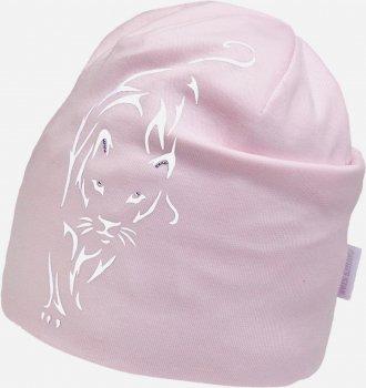 Демисезонная шапка David's Star 2120 54 см Розовая (ROZ6400049511)