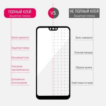 Захисне скло ColorWay для Samsung Galaxy A52 4G Black (CW-GSFGSGA525-BK)
