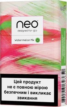 Блок стиків для нагрівання тютюну glo Hyper Neo Demi Watermelon Mix 10 пачок (4820215623667)