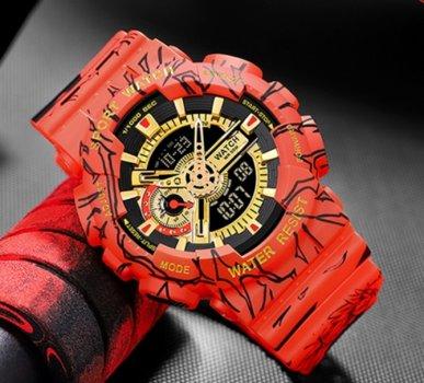 Чоловічі годинники Sanda Red