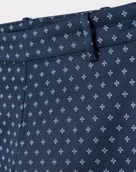 Брюки H&M 2711-5737167 Темно-синие