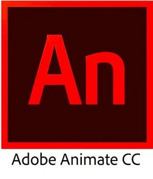 Adobe Animate for enterprise. Лицензии для коммерческих организаций, годовая подписка на одного пользователя в пределах заказа от 1 до 9 (65297895BA01A12)