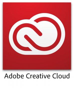 Adobe Creative Cloud for enterprise. Ліцензії для комерційних організацій, річна передплата на одного користувача в межах замовлення від 10 до 49 (65297889BA02A12)