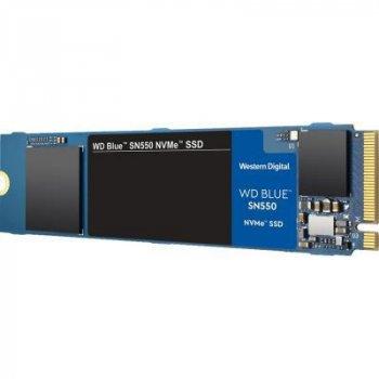 Накопичувач SSD M. 2 2280 500GB WD (WDS500G2B0C)