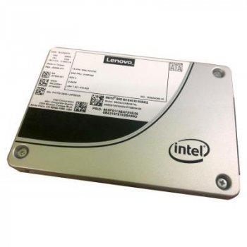 """Накопичувач SSD для сервера 480GB SATA SSD 2.5""""/S4510 Lenovo (4XB7A10248)"""