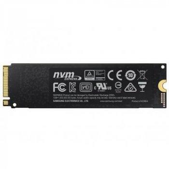 Накопичувач SSD M. 2 2280 512GB Samsung (MZ-V7P512BW)